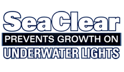 Learn More about SeaClear - Prevents Growth on Underwater Lights